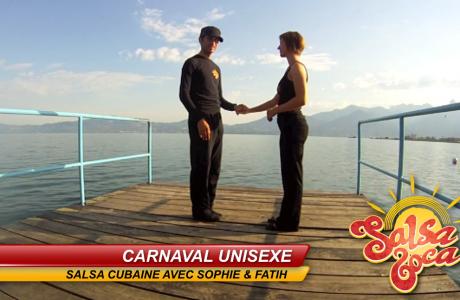 Carnaval unisexe