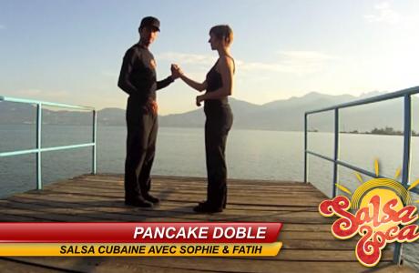 Pancake doble