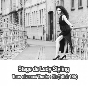 carnaval lady styling