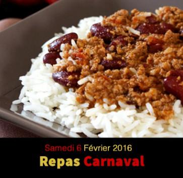 repas carnaval