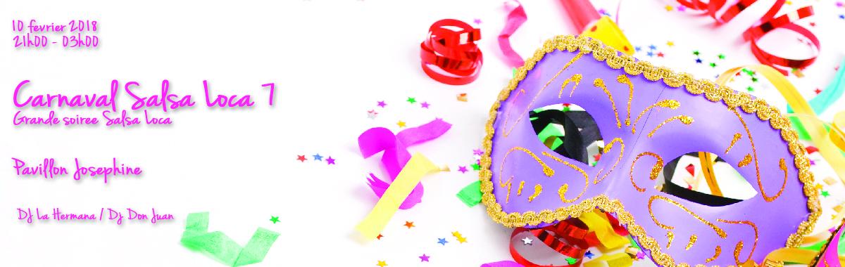 Carnaval Salsa Loca 7