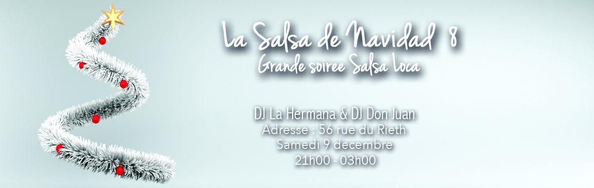Navidad Salsa Loca 8