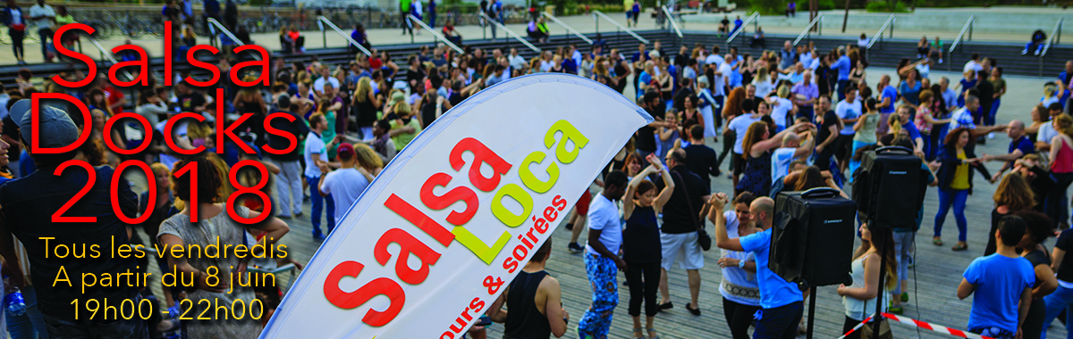 Salsa Docks 2018