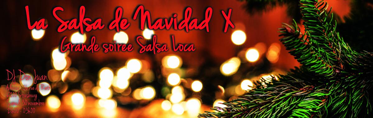 La Salsa de Navidad X