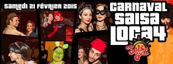 couverture facebook carnaval 2015
